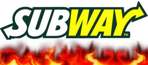subwayinflames