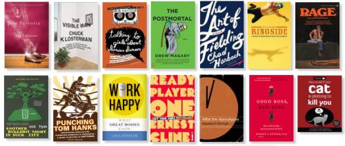 My 2012 Reading List