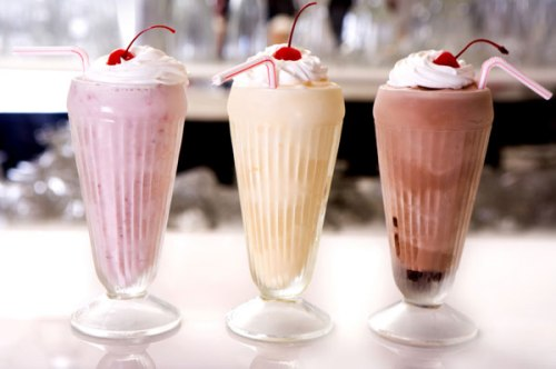 Some people's milkshake brings the boys to the yard. Other people's milkshake knocks their parents out cold.