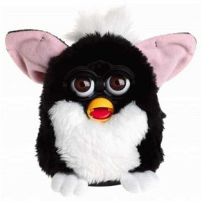 True Fact: A Furby will spend 83% of its lifetime thinking fondly of cold-blooded murder.